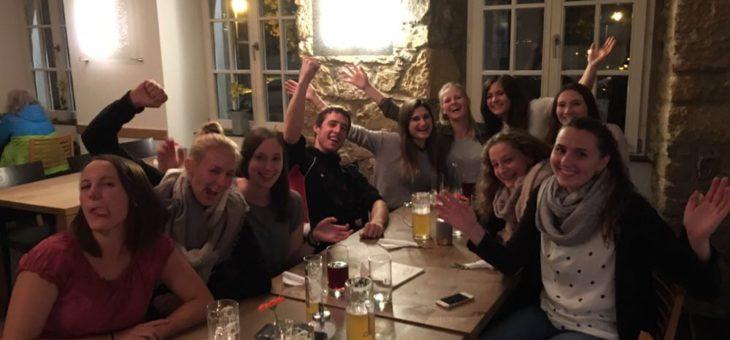 Erster Spieltag der Staufener Damen in der Bezirksliga