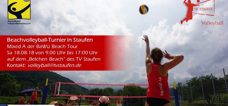 """Mixed A auf dem neuen """"Belchen Beach"""" in Staufen"""