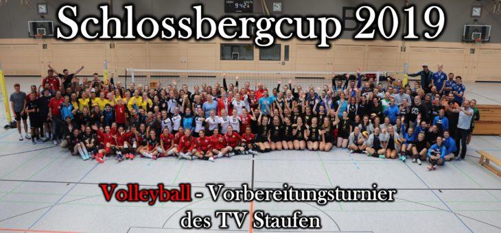 Siegerehrung Schlossbergcup 2019